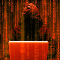 An illustrative image of cyber crime, the dark net, dark web and compuer hackers (Tick-Tock; iStock by Getty Images)