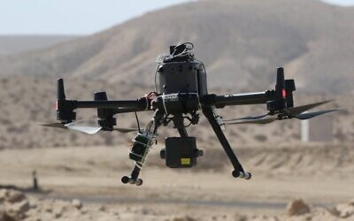 Israeli startup Sightec has developed software that can navigate civilian drones to destination without using GPS signals (Dror Ben David, Matrix)