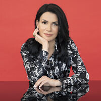 Parenting guru Einat Nathan, author of 'My Everything: The Parent I Want to Be, the Children I Hope to Raise.' (Adi Orni)