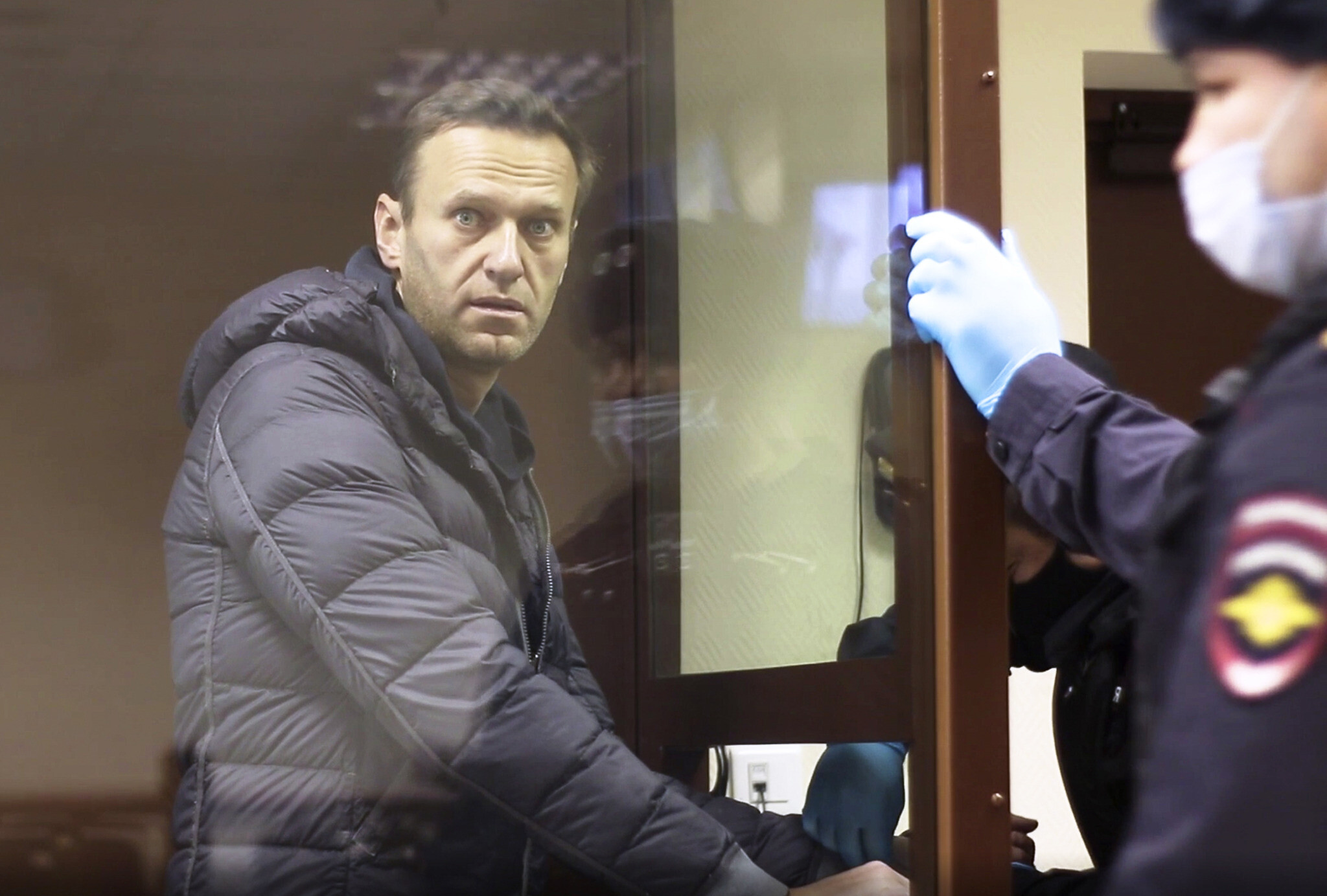 Serious health fears for jailed Navalny