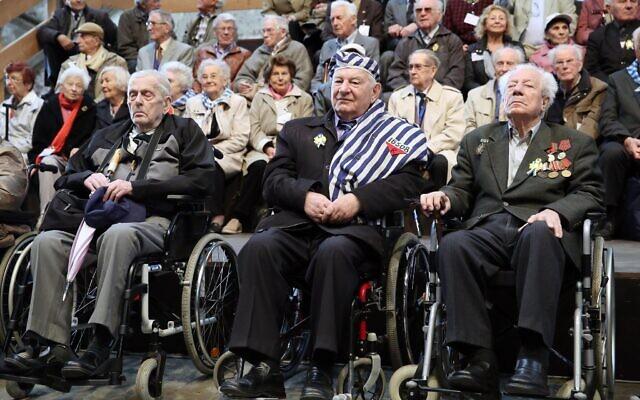 DOJ Deports 95-year-old former Nazi camp guard back to Germany