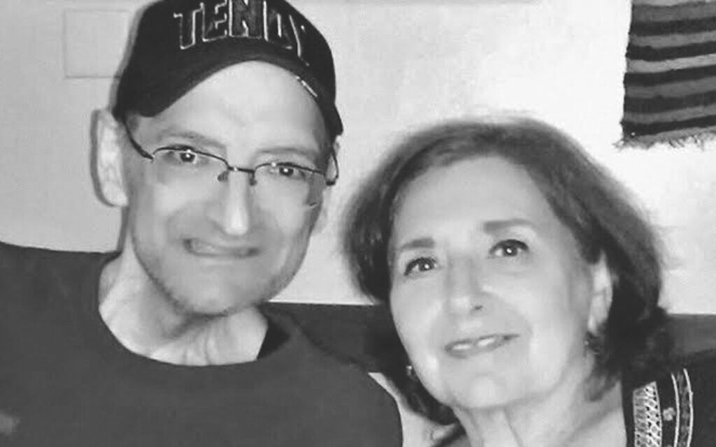 David Rosenberg reunited with his birth mother Margaret Erle Katz in 2014, shortly before he died from cancer. (Courtesy of Margaret Erle Katz)