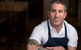 Chef Michael Solomonov. (Photo credit: Steve Legato)