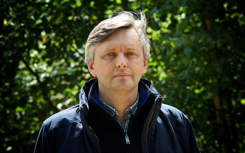 Filmmaker Sergei Loznitsa (courtesy)