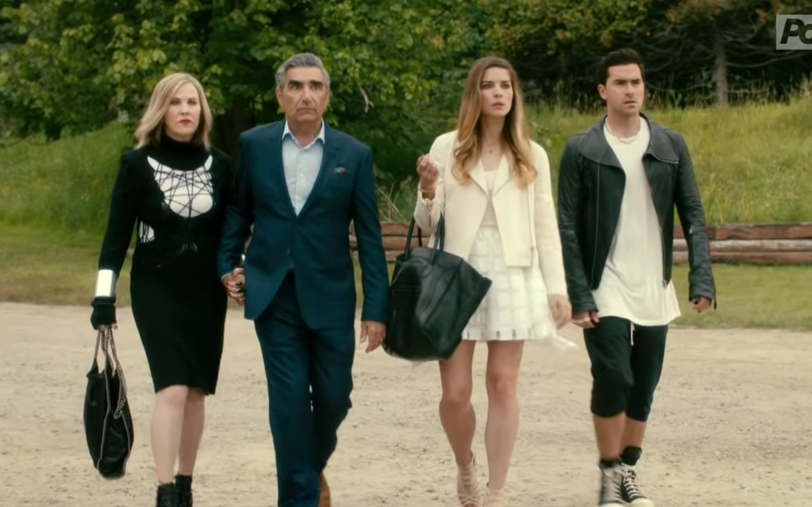 'Schitt's Creek' scores several Golden Globe nominations, including best comedy