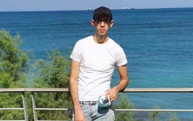 Ghazi Zoabi, 24, died of COVID-19 on February 25, 2021 (courtesy)
