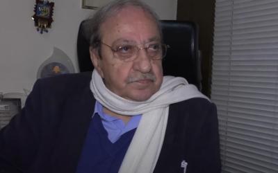 Syrian actor Duraid Lahham (video screenshot)