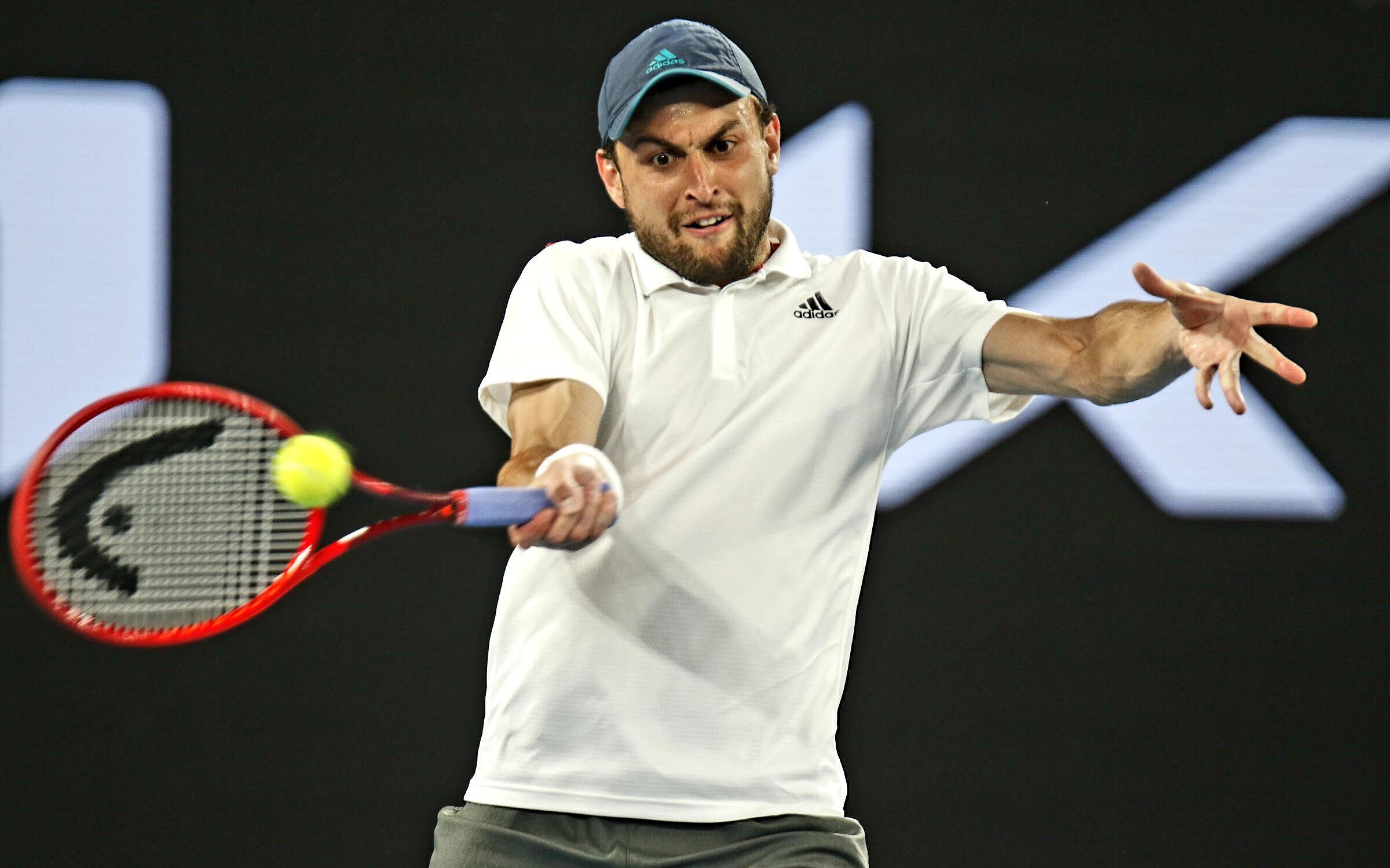 Russian-Israeli tennis player Aslan Karatsev wins Dubai open, his first  title