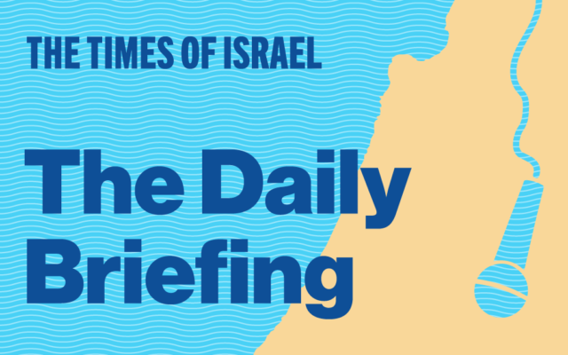 The Daily Briefing