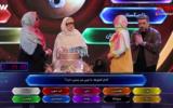 "Iranian ""Sime Akhar"" gameshow, an almost identical copy of the Israeli ""Boom!"" trivia contest. (Screenshot: Instagram)"