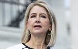 Illinois Republican Rep. Mary Miller. (Tom Williams/CQ-Roll Call, Inc via Getty Images/JTA)