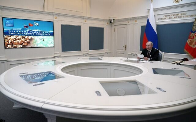 Kremlin says Biden does not want to improve ties with Russian Federation