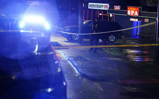 7 dead in series of Atlanta shootings at mostly Asian spas: report