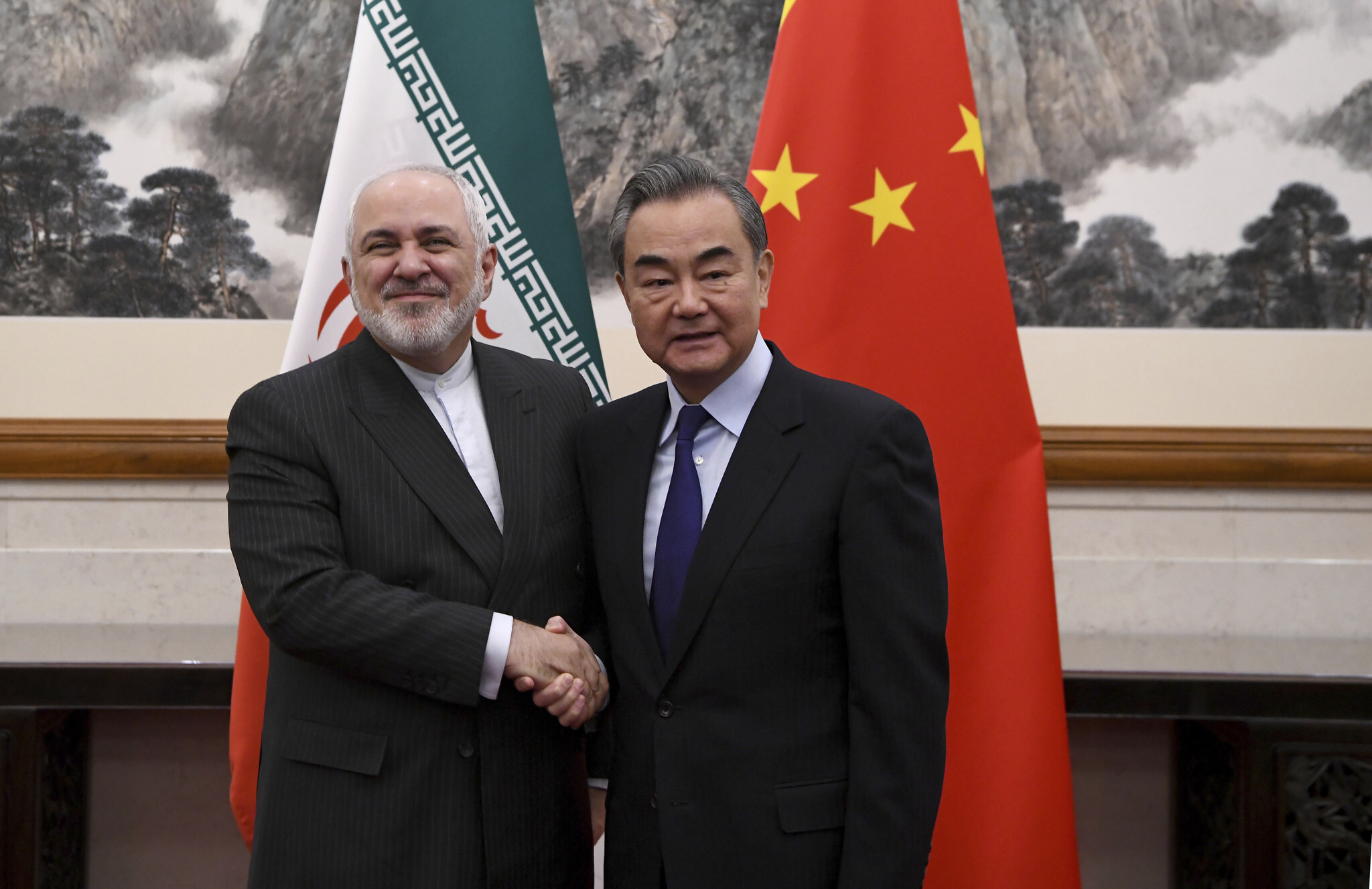 Iran set to sign 25-year 'strategic accord' with China during FM's visit   The Times of Israel