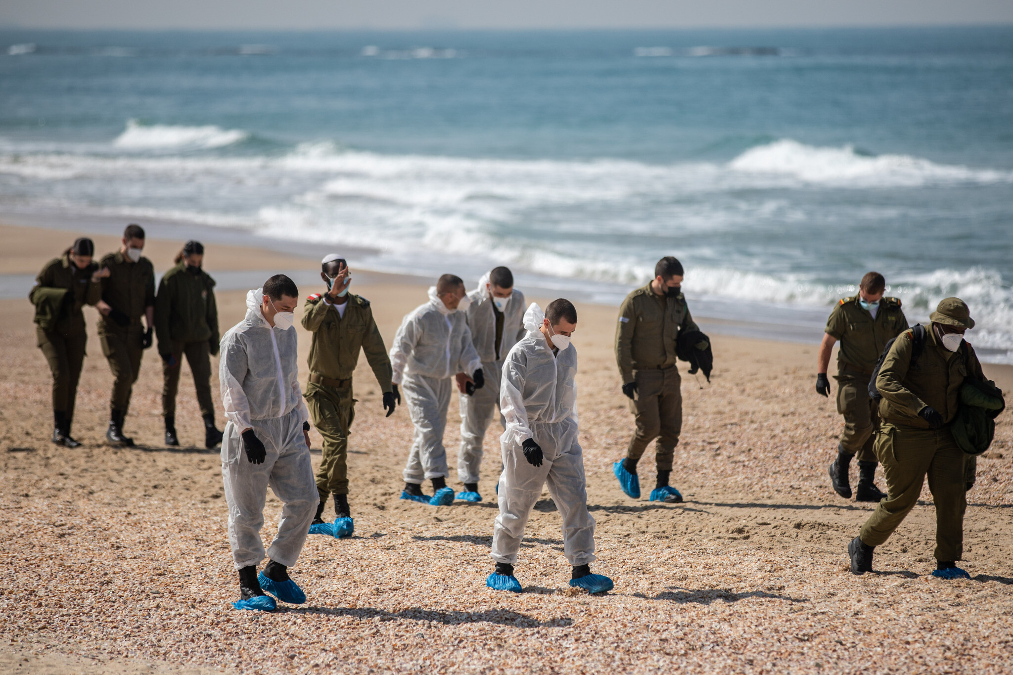 TV: No proof of attack in defense establishment probe of Iran link to oil spill