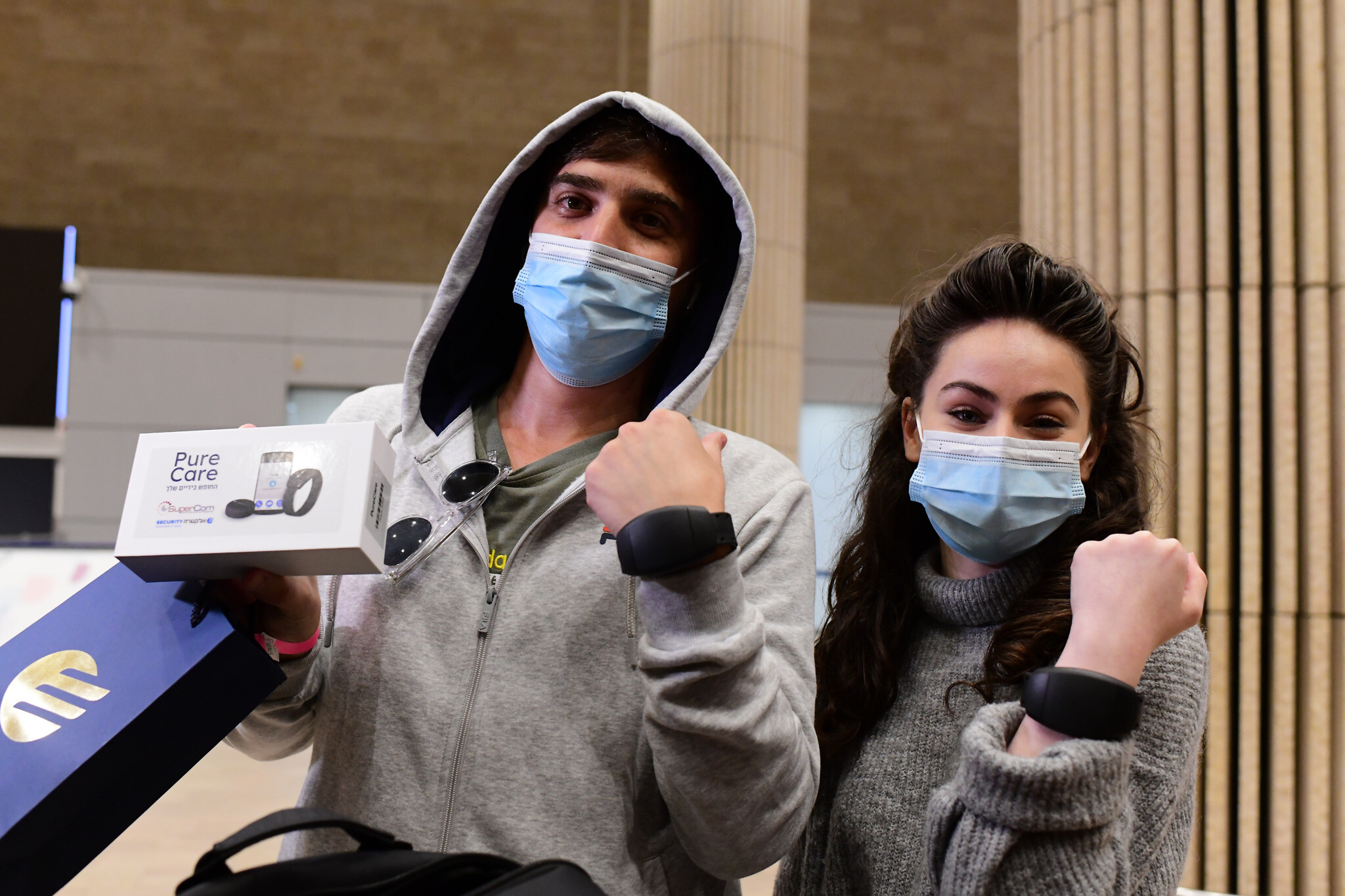 Quarantine hotels to close as ministers advance electronic bracelet bill | The Times of Israel