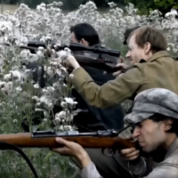 Polish Armia Krajowa soldiers are depicted in the German 'Generation War' TV series. (Youtube screenshot)