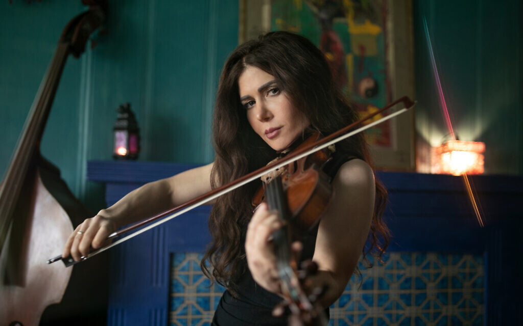 Violinist Lili Haydn wrote the single 'More Love' as a sign of her appreciation for life. Her album of the same name drops March 26, 2021. (Courtesy)