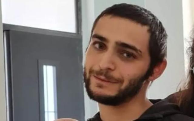 Missing person Avidan Gantshar. (Israel Police)