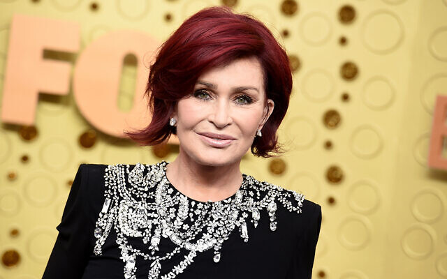 Sharon Osbourne arrives at the 71st Primetime Emmy Awards on Sept. 22, 2019, in Los Angeles. (Photo by Jordan Strauss/Invision/AP, File)