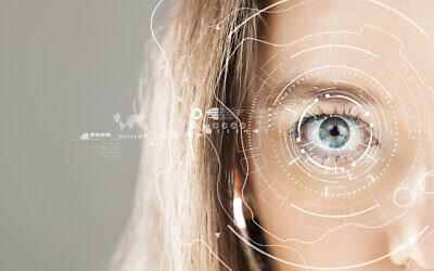 An illutrative image of a woman's eye (eternalcreative; iStock by Getty Images)
