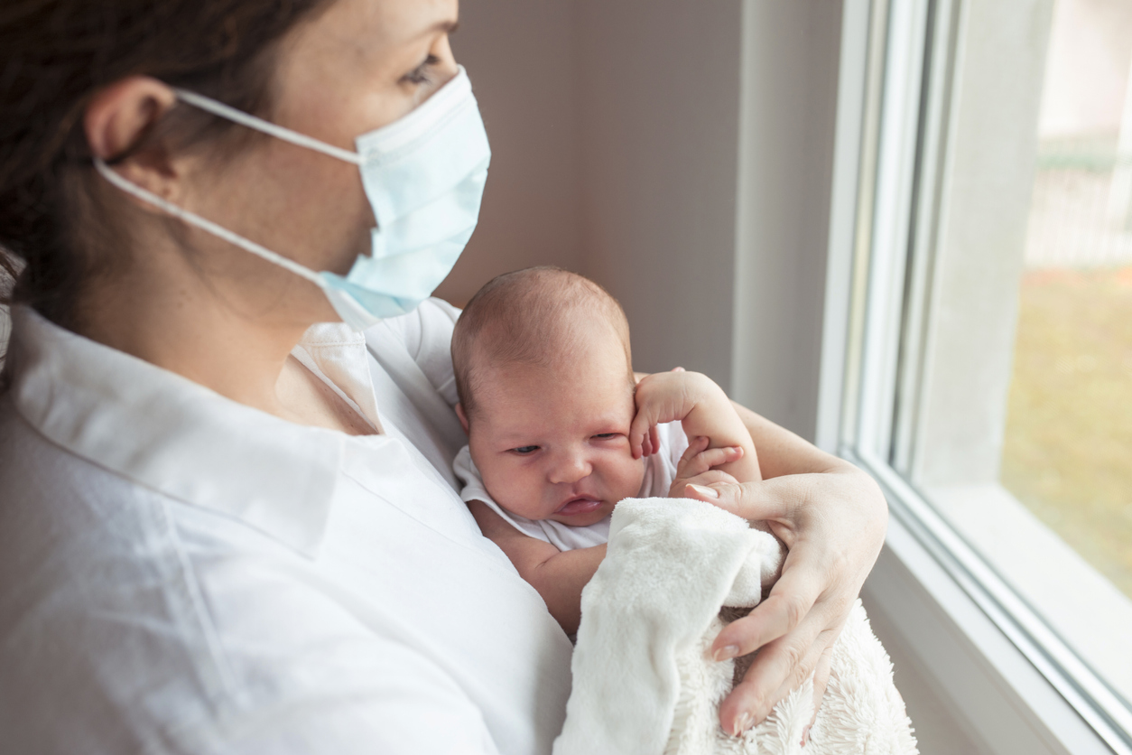 Israeli study: Babies born to vaccinated moms have COVID-fighting  antibodies   The Times of Israel