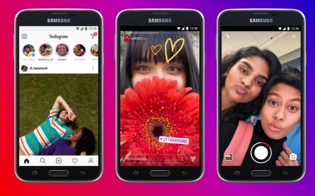 Facebook's Instagram Lite was designed by the social media giant's team in Tel Aviv (Courtesy)