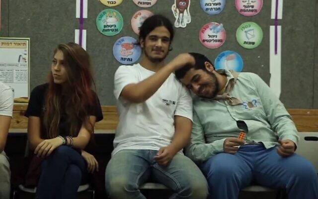 Krembo Wings provides weekly social activities for hundreds of young people with special needs (YouTube screenshot)