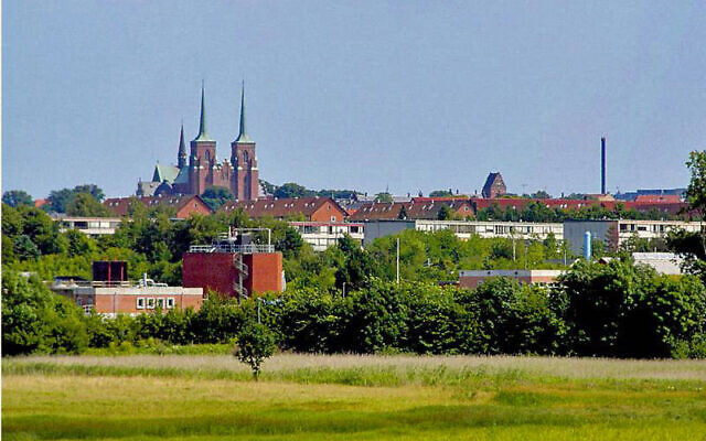 A view of Roskilde, Denmark (CC BY-SA Bococo/Wikimedia Commons)