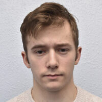 This photo provided by the Metropolitan Police shows Benjamin Hannam. (Metropolitan Police via AP)