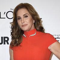 Caitlyn Jenner arrives at the Glamour Women of the Year Awards in Los Angeles, on November 14, 2016. Jenner says she will run for governor of California. (Jordan Strauss/ Invision/ AP, File)