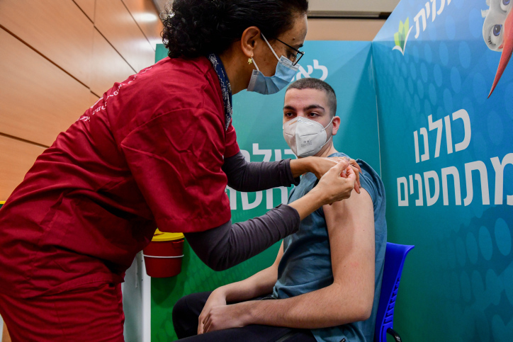Israel risks losing teenagers to anti-vaxxer influence, warns top doctor   The Times of Israel
