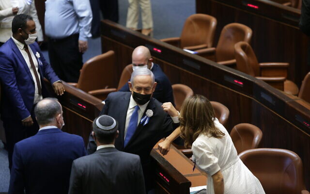 Netanyahu to meet Bennett Thursday, vows to seek end to 'cycle of elections'