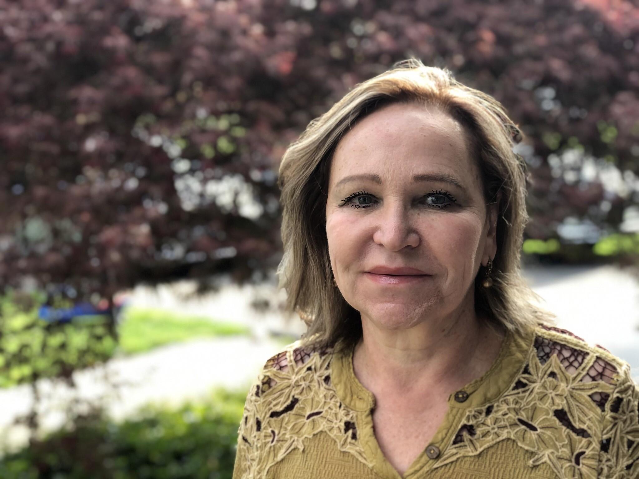 Dr. Alla Shapiro, April 2021 (Olga Shapiro)