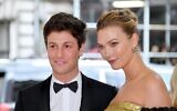 Joshua Kushner and Karlie Kloss attend The 2019 Met Gala in New York City, May 6, 2019. (Dia Dipasupil/FilmMagic via Getty Images)