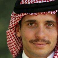 Jordan's Prince Hamzah bin Hussein. (Abd Alrahman Wreikat / Wikipedia)