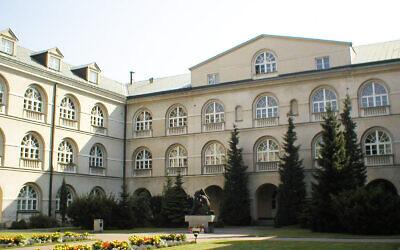 The Catholic University of Lublin (Wikimedia Commons via JTA)