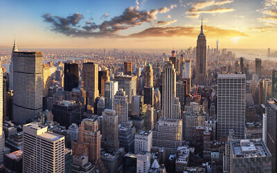 Illustrative image of New York City, NYC, USA (TomasSereda; iStock by Getty Images)