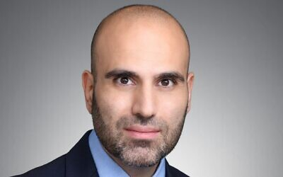Novidea founder and CEO Roi Agababa (David Garb)