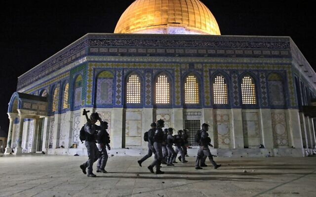 Russia Urges No 'Escalation of Violence' in Jerusalem