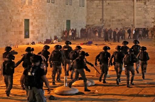 Land rights case sparks new east Jerusalem clashes