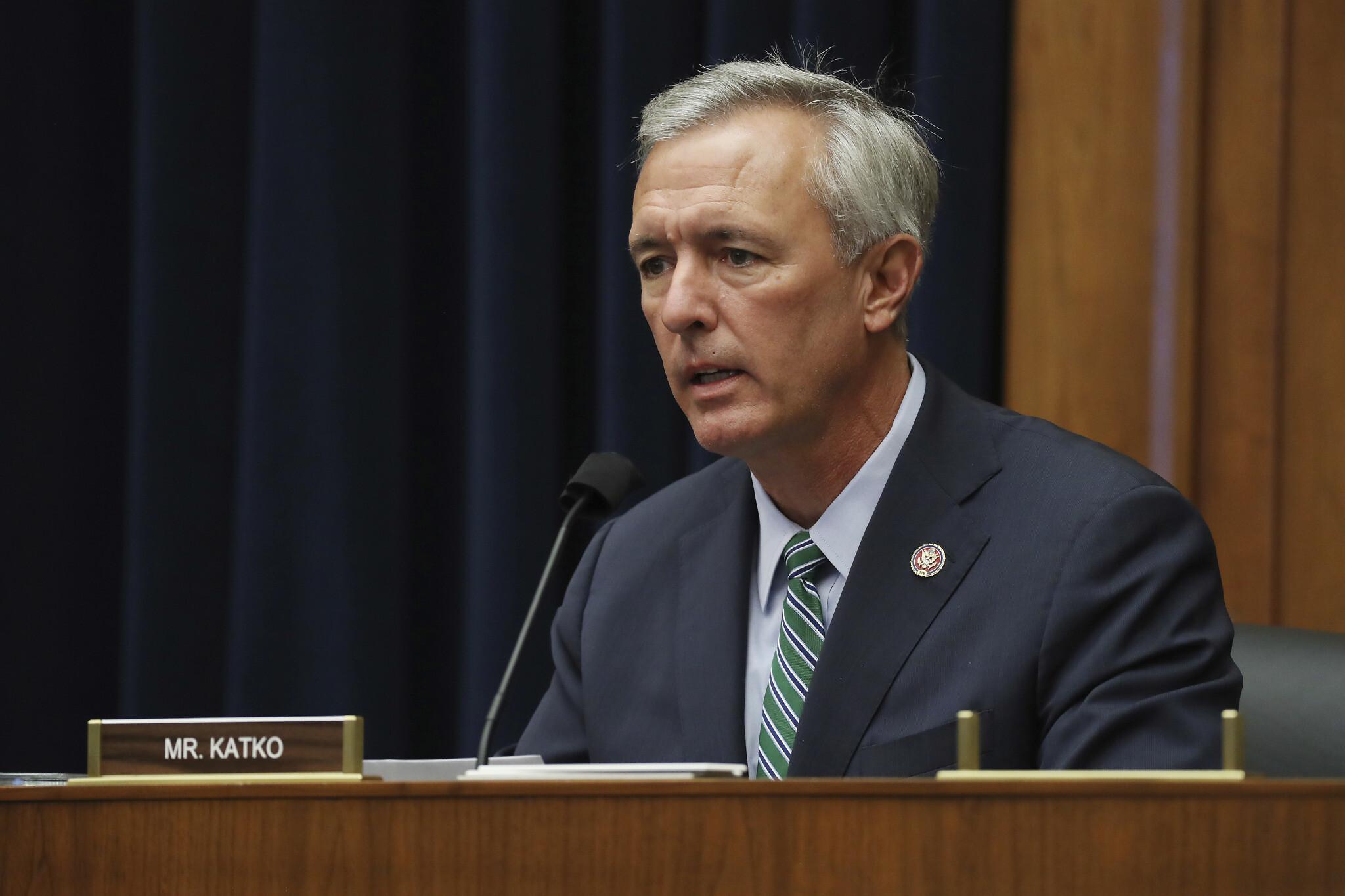 Top Republican senators divided over January 6 commission