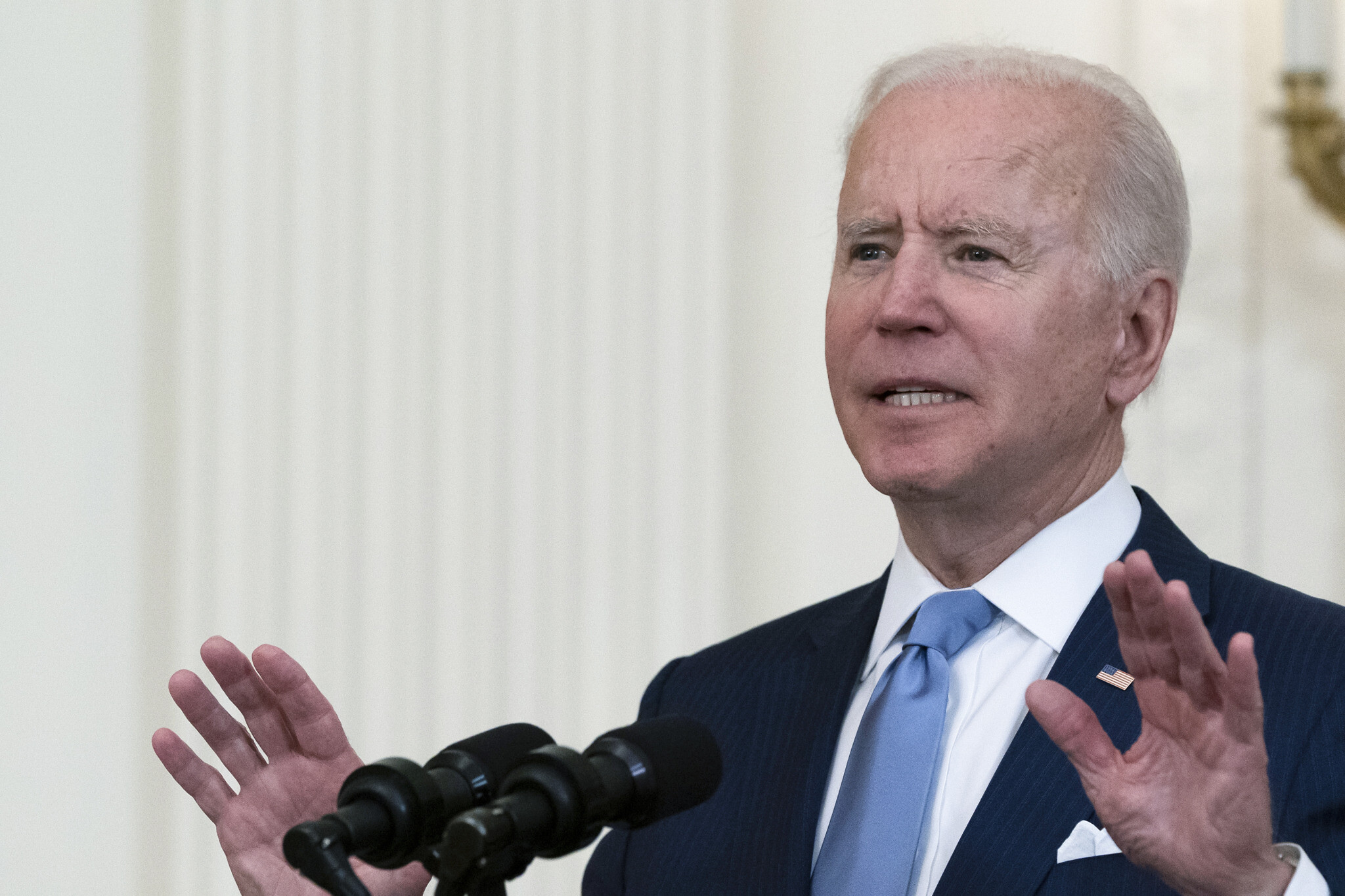 81 Of Young Americans Back Biden S Response To Gaza Violence Poll Finds The Times Of Israel