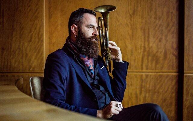 Trumpeter Avishai Cohen, artistic director of the Jerusalem Jazz Festival (Courtesy Johan Jacobs)