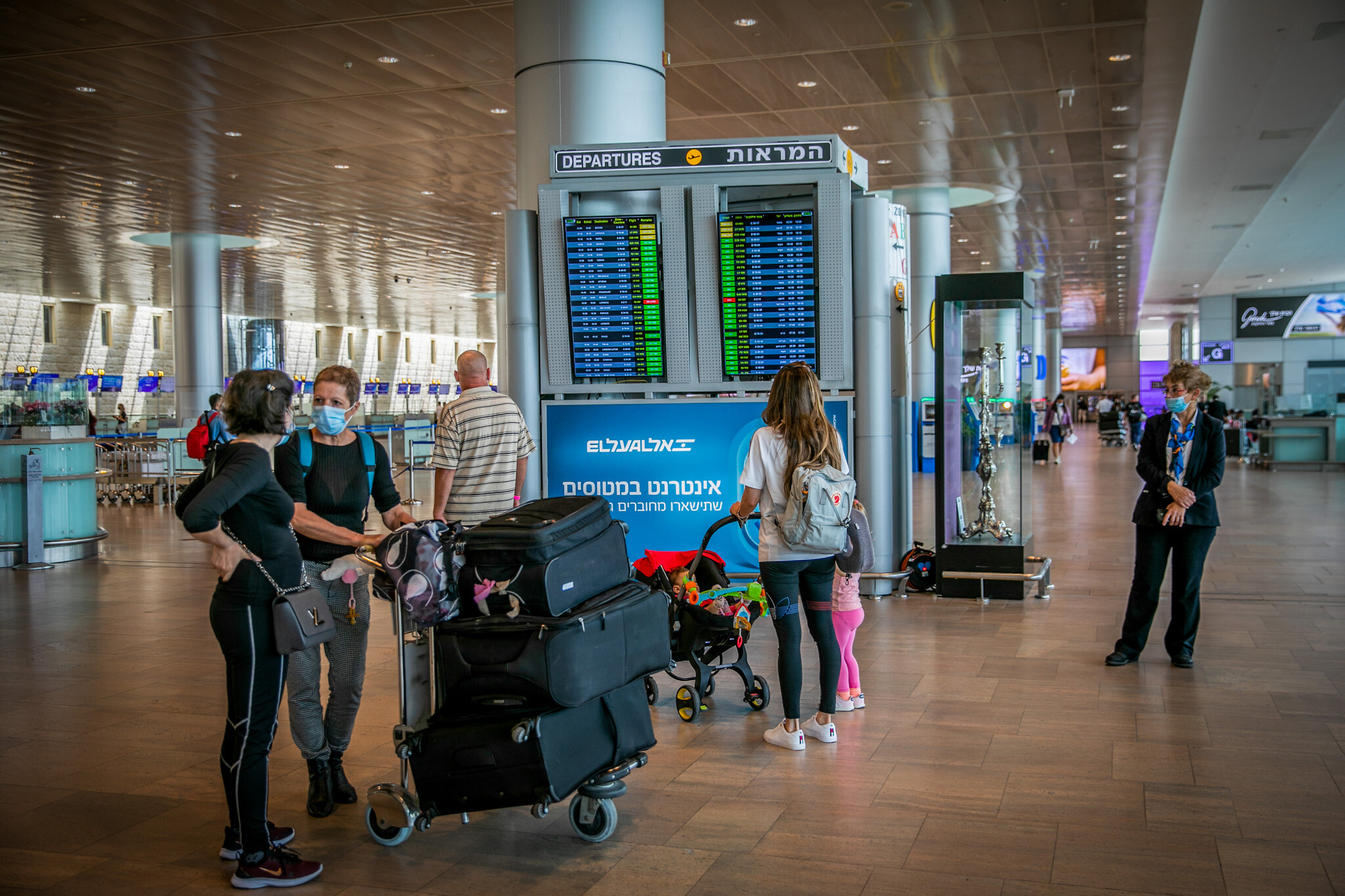 European Union  to Ease Travel Restrictions for Vaccinated Foreign Tourists