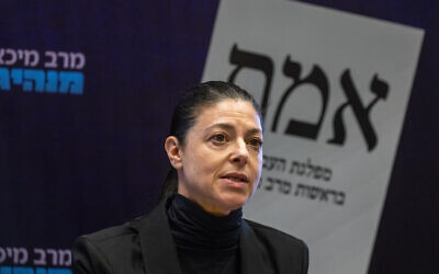 Israeli opposition leader says deal reached to form govt to oust Netanyahu