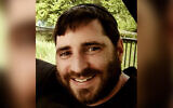 Efraim Gordon, an Israeli man shot dead in Baltimore on May 2, 2021. (Courtesy)