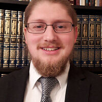 Rabbi Rafi Goodwin (Courtesy)
