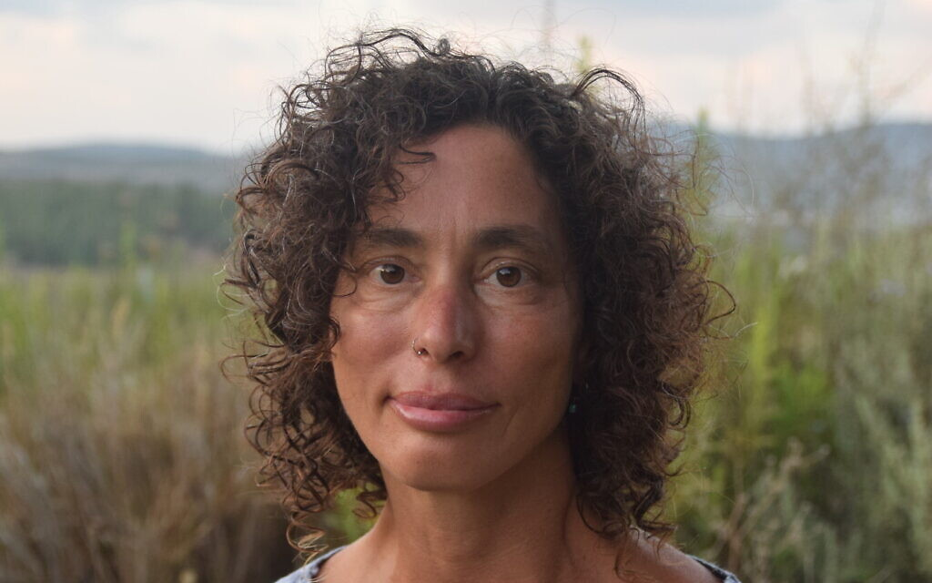 Haviva Ner-David, rabbi and author whose first novel, 'Hope Valley,' tells the story of a friendship between two women, one Jewish Israeli and the other Palestinian (Courtesy Haviva Ner-David)