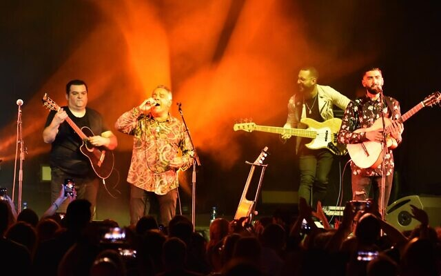 The Gipsy Kings by Andre Reyes will perform four nights in Israel in September 2021 (Courtesy Sergey Demanchuk)